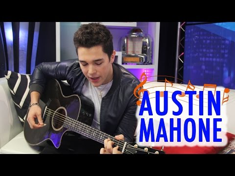 "What It Takes To Be Austin Mahone's ""Lady""!"