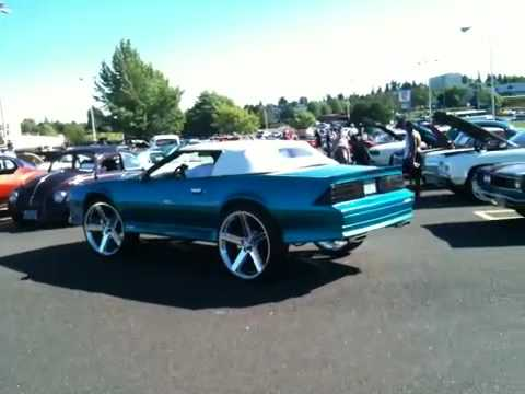 Iroc On 26s Irocs Youtube