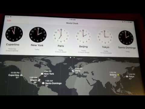 LIVE TIME CHANGE DOCUMENTED- DAYLIGHT SAVING TIME