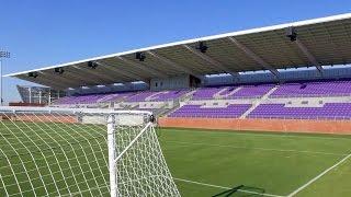The New GCU Soccer Stadium