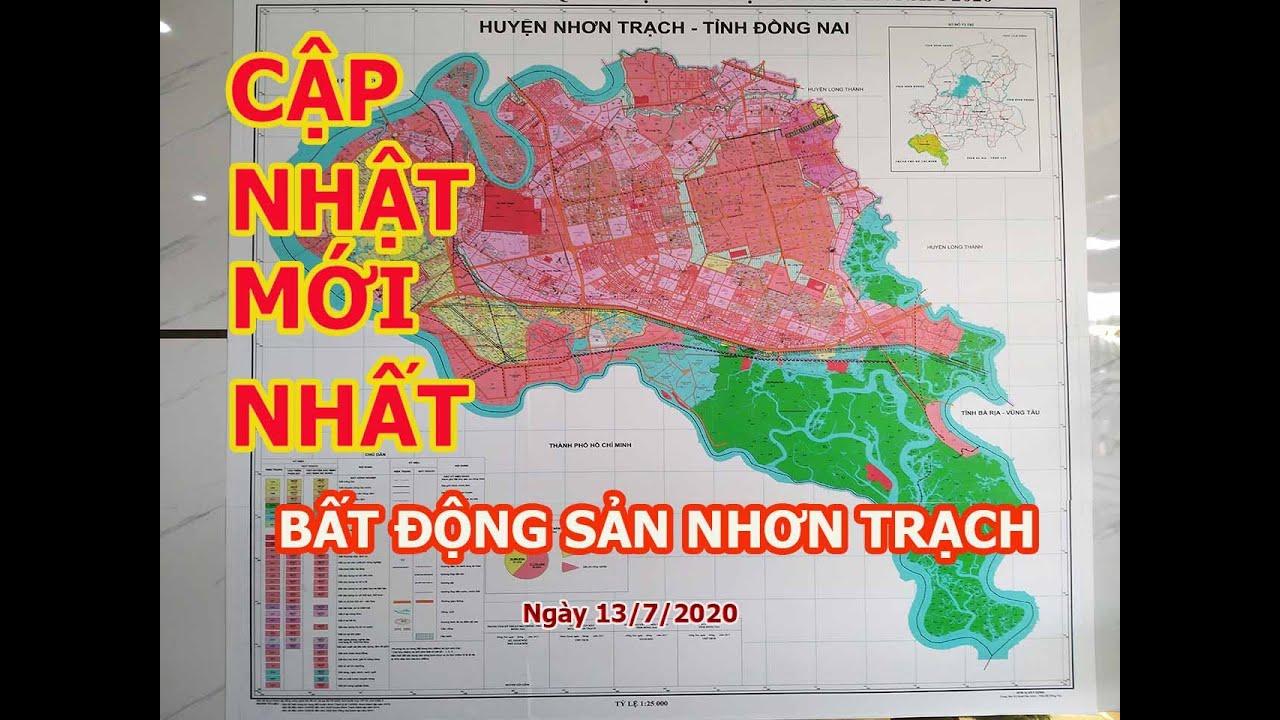 Bảng tin bất động sản Nhơn Trạch ngày  13  tháng 7 năm 2020