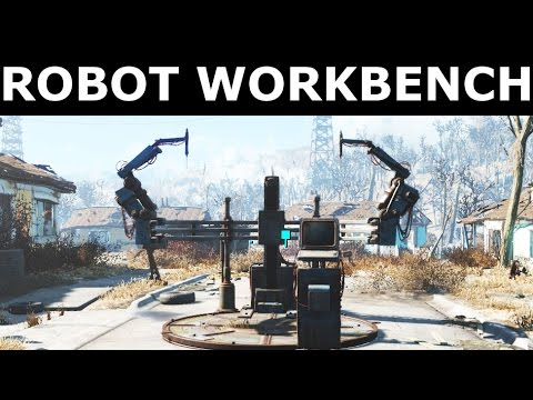 Build The Robot Workbench A New Threat