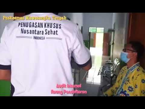 Audit Internal Unit Pendaftaran Puskesamas Masteng