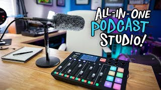 The Rodecaster Pro: Everything You Need to Make a Podcast