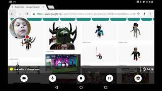 Google setzt mein Roblox-Profilbild und meinen Avatar auf Bilder
