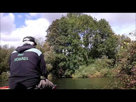 Clive Branson Fishing Vlogs River Thames Festival
