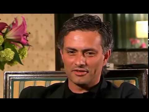Jose Mourinho interview with Gary Lineker 2004/05