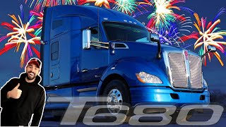 Download 2019 KENWORTH T680 - TALL SLEEPER - FULL TOUR Mp3 and Videos