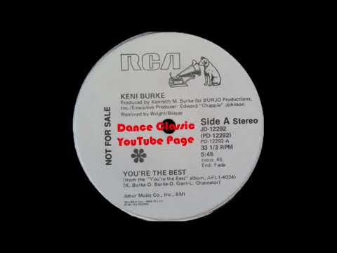 Keni Burke - You're The Best (Extended Mix)