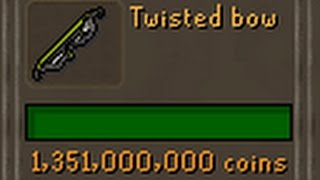 TWISTED BOW (1.4B) VS RUNESCAPE BOSSES
