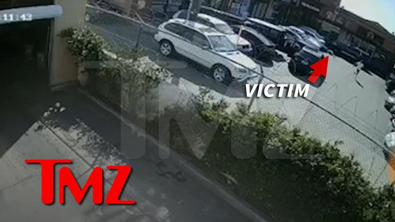 Nipsey Hussle Shooting Captured on Surveillance Video, Possible Suspect Seen   TMZ