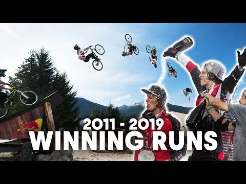 A Decade Of Epic Slopestyle | Red Bull Joyride Winning Runs 2011 - 2019