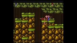 What they call Contra (2-Player Co-op!)
