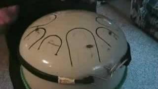 2nd Tune - Original Propane Tank Hank Drum by Dennis Havlena