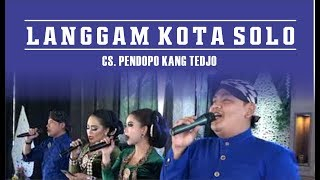 Download lagu CS PENDOPO KANG TEDJO DIMAS TEDJO KOTA SOLO MP3