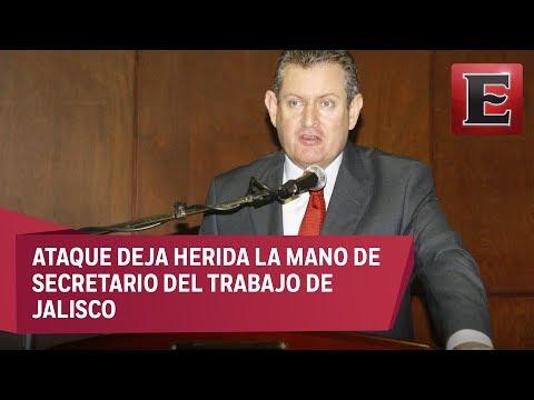 Luis Carlos Nájera, exfiscal de Jalisco, narra el atentado que sufrió en su contra