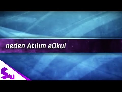 Atılım E-okul - Animasyon Film