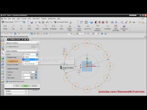 Robotic and automation simulation with NX Mechatronics
