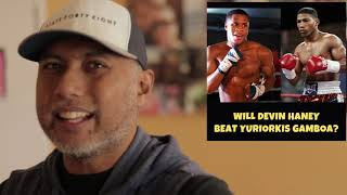 Devin Haney vs Yuriorkis Gamboa - Analysis and Prediction