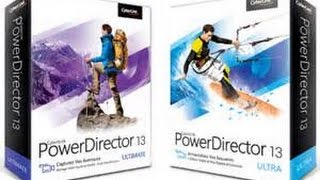 Editing Software PowerDirector 12 & 13 Thumbnail