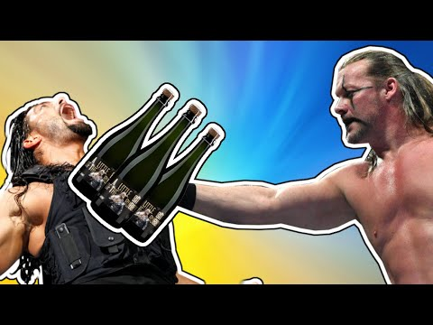 More of A Little Bit of The Bubbly - Chris Jericho Memes