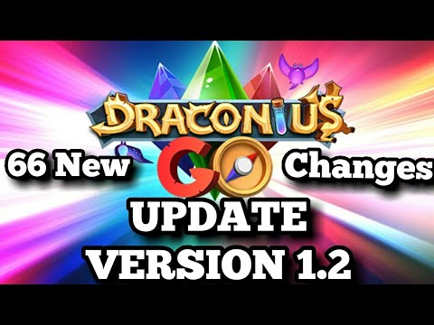 🐉 DRACONIUS GO - TOP 20 - Out Of 66 NEW Features **BIGGEST UPDATE EVER** 🐉