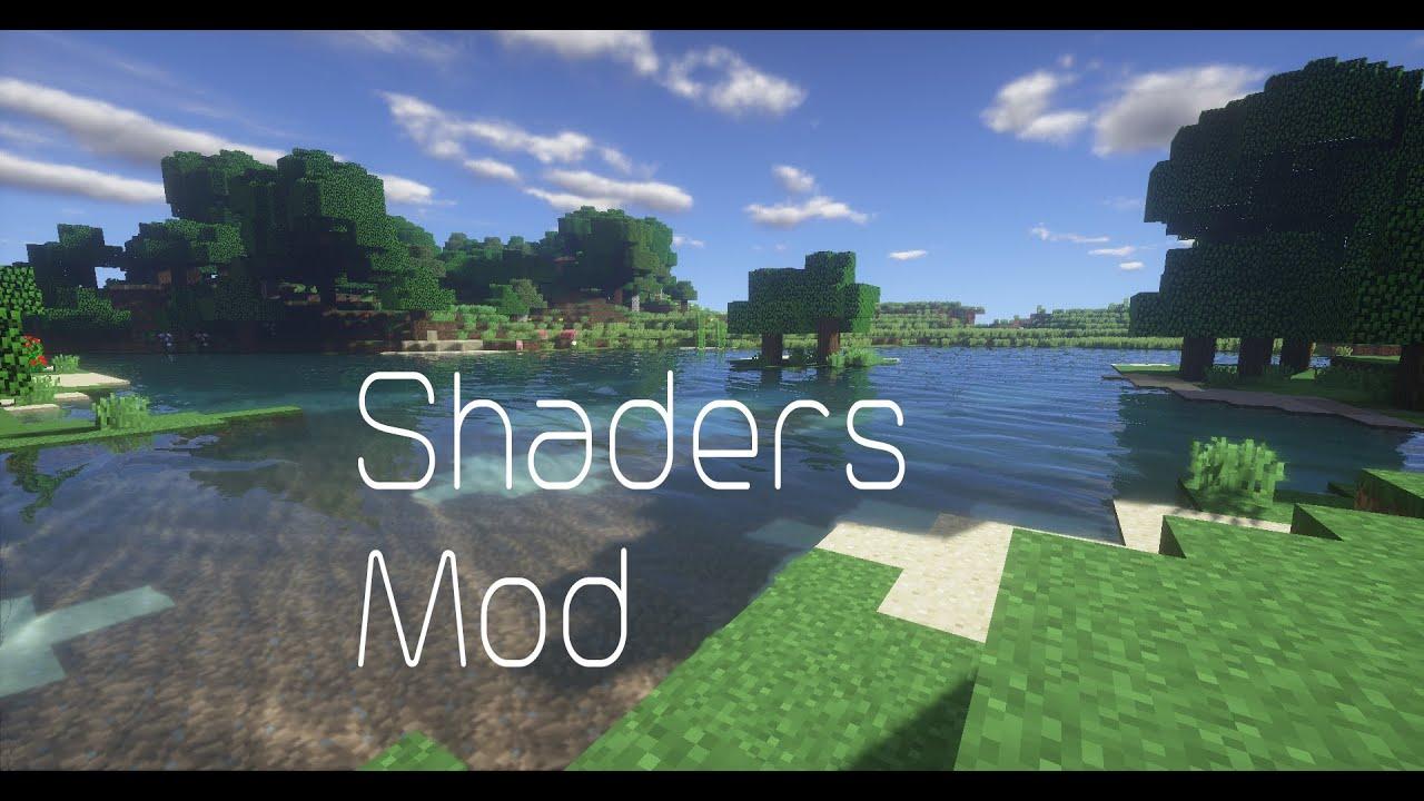 Скачать мод Шейдеры для Майнкрафт 1.10