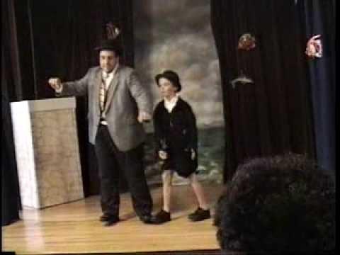 THE WATER BABIES - a Murphy-Martell children's musical