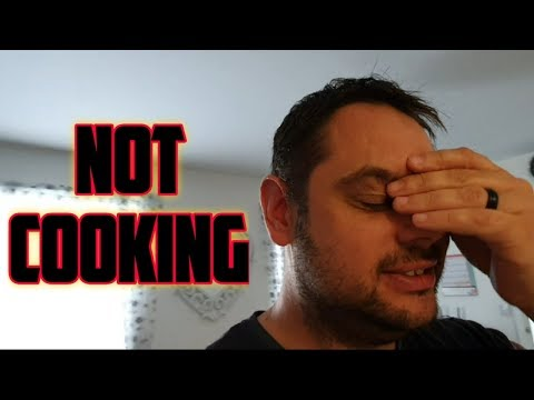 Not cooking #stevesfamilyvlogs