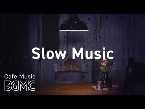 Slow Music: Midnight Piano Jazz - Night Coffee Break Music for Calm at Home