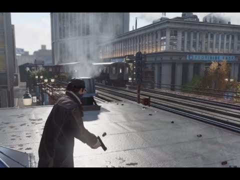 Watch_Dogs - World Premiere Out of Control Trailer - 0 - Watch_Dogs – World Premiere Out of Control Trailer