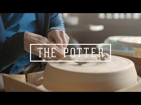 Hand Crafted - The Potter