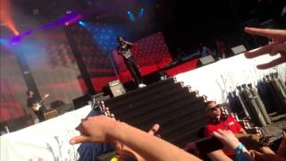 A$AP Rocky - L$D (LOVE-$EX-DREAMS) & Excuse Me Open'er Festival 2015