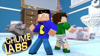 Minecraft: BARATA GIGANTE! (Chume Labs 2 #61)