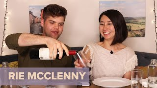#13 Rie McClenny on BuzzFeed Tasty, Personal Life, & Heavy Metal! | DinnerViews