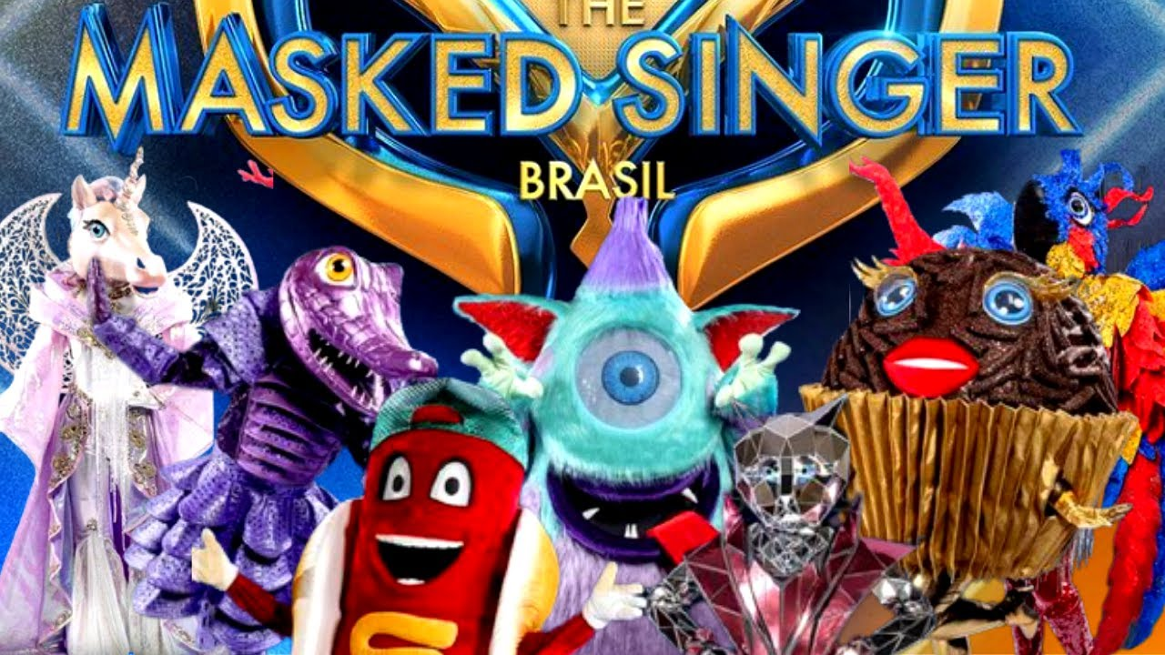 Masked Singer Brazil Costumes Revealed!