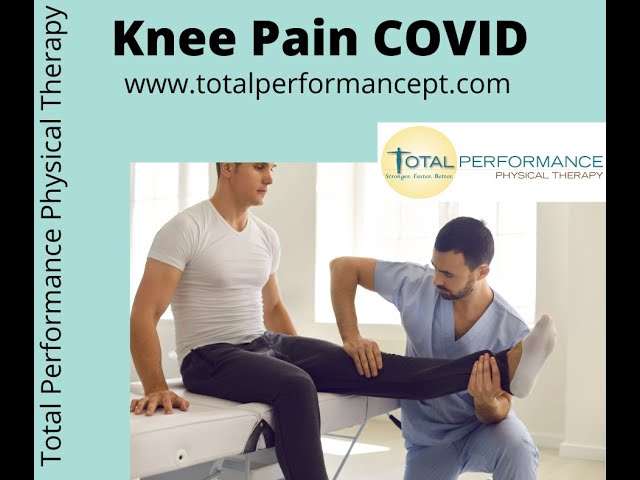 Knee Pain COVID