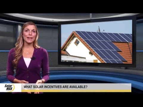 What Solar Incentives are Available - Southern California