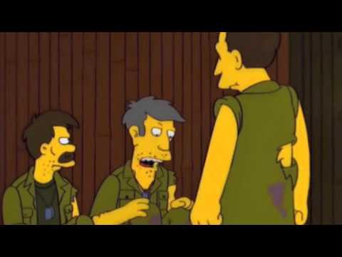 The Simpsons - Skinner's Vietnam flashback (S12Ep08)
