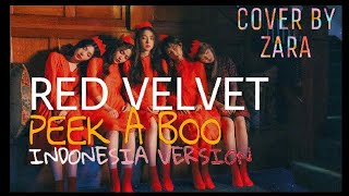 Video RED VELVET - PEEK A BOO (BAHASA INDONESIA) | COVER BY ZARA download MP3, 3GP, MP4, WEBM, AVI, FLV Juni 2018