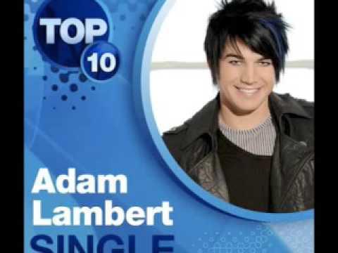 Tracks of my Tears- Adam Lambert