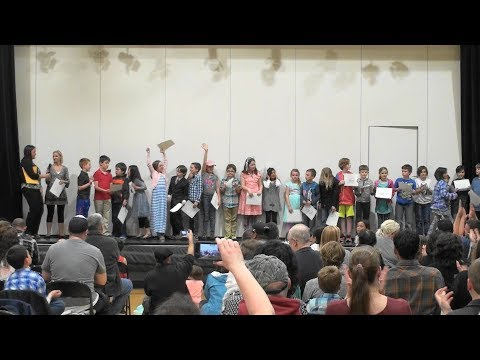 City View Charter School - 2017 Stepping Up Ceremony