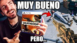 terminé DEATHLOOP... ¿es un BUEN JUEGO? 😐 Análisis, Review (Mejores juegos de PS5?) - Juego Completo