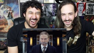 MURDER ON THE ORIENT EXPRESS Official TRAILER #1 REACTION & REVIEW!!!