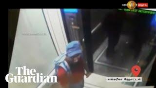 CCTV footage released of suspected Sri-Lanka bombers