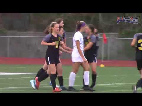 Kristi Cox's hat trick leads Padua past Caravel