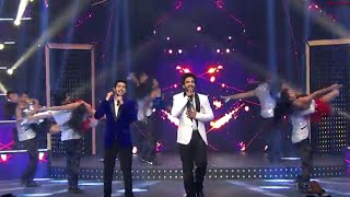magical performance by the malik brothers at the royal stag mirchi music awards