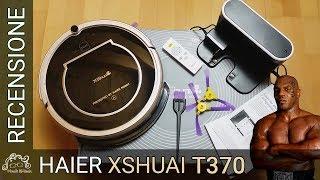 Xshuai T370 - Recensione in italiano - Il Mike Tyson dei robot aspirapolvere  👊