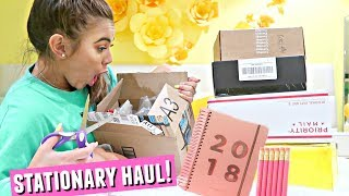 Huge Stationary Haul! New agenda, calendar, phone cases, pop sockets, and more!