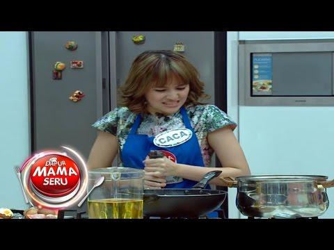 Dapur Mama Seru - Ep 22 - Baim Wong & Mama Tini vs Marshanda & Mama Yanti
